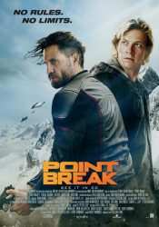 Ver Point Break 2015 en Castellano Online