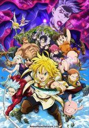 Ver The Seven Deadly Sins Prisoners of the Sky 2018 Online